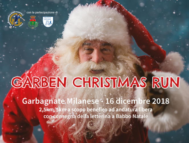 GARBEN CHRISTMAS RUN